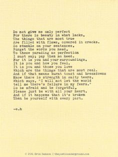 Pursuit of Perfect. thepoeticunderground.com #poem #poetry