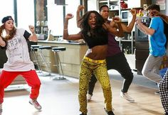 Celebrity Comfort Fedoke is busting a move in one of the scenes of the film.
