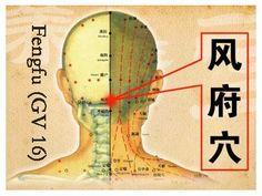 A medicina tradicional chinesa descobriu um ponto do nosso corpo que quando é estimulado promove um bem estar geral.