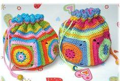 Crochet pattern * Bag