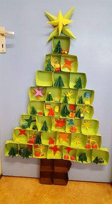 Kerstboom - De website van vouwjuf!