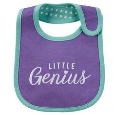 Little Genius Teething Bib