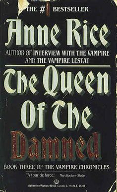 Nothing like the movie...must read Book #3 in The Vampire Chronicles