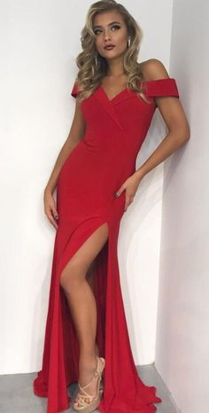 gorgeous prom dress,stain prom dress,mermaid red prom dress,cheap