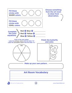 2nd grade assessment sheet