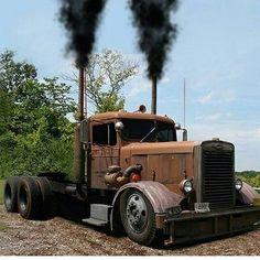 pics of rat rod trucks Rat Rod Trucks, Big Rig Trucks, Lowered Trucks, Diesel Trucks, Semi Trucks, Cool Trucks, Pickup Trucks, Truck Drivers, Mudding Trucks