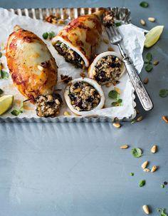 Välimerellinen mustekala | Reseptit