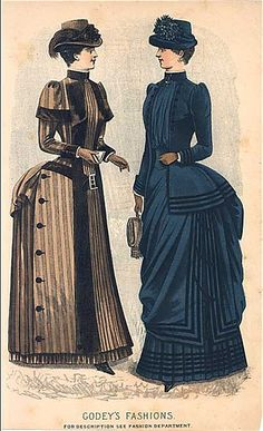 Women of the Old West - Shadows of the Past 1880s Fashion, Victorian Fashion, Vintage Fashion, Historical Costume, Historical Clothing, Victorian Costume, Victorian Corset, Victorian Era, Steampunk