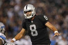 Should the Oakland Raiders End the Matt Schaub Experiment?