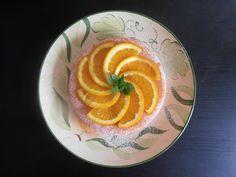 Gâteau moelleux à l'orange