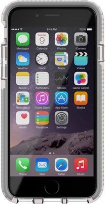7f33ee2a678 Tech21 Evo Mesh Case for Apple iPhone 6 6s (Gray Clear)