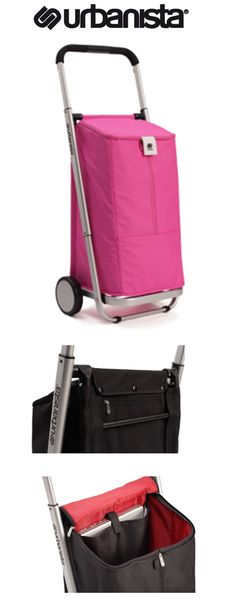 shopping trolley for carrying your equipment from the bus / car to your camp