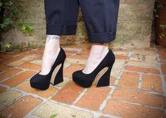 sapatos Charlotte Olympia