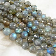 Natural labradorite 8mm trendy stone high quality round loose beads diy Jewelry making 15 inches GE5006 #Affiliate