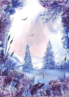 blue enchantment
