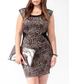 Again, for those of us that are adults, this is another cute dress that flatters women with curves without being tacky. With the right accessories, this dress can look very upscale, like some of the dresses that were seen on the runways for this fall.