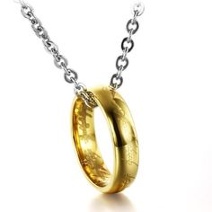 Virgin Shine Mens Stainless Steel Chain Gold-Plating Ring Pendant Necklace VIRGIN SHINE http://www.amazon.co.uk/dp/B00GMQTL1U/ref=cm_sw_r_pi_dp_NRHDub1QBCYDQ