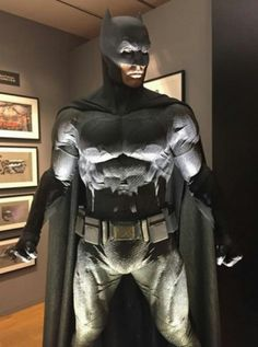 """New Photo Gives Clear Look At Wonder Woman's """"Batman V Superman"""" Suit - Comic Book Resources  Become the #Batman with your own at #OfficialCostumes http://www.officialcostumes.com/batman-costumes"""