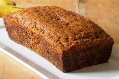 Whole Wheat, Oats, Walnut and Honey Cake