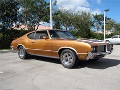 1972 OLDSMOBILE CUTLASS 442 Lot 57 | Barrett-Jackson Auction Company