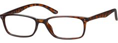 Order online, unisex tortoiseshell full rim acetate/plastic rectangle eyeglass frames model #246525. Visit Zenni Optical today to browse our collection of glasses and sunglasses.
