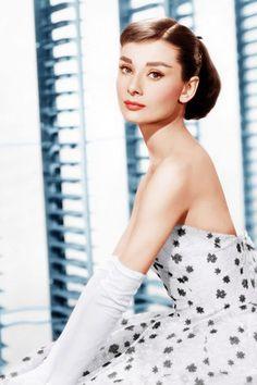 Audrey Hepburn in pictures
