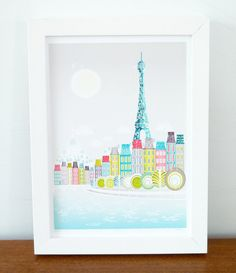 Paris+by+lauraamiss+on+Etsy,+€10.50