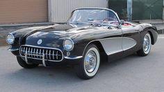 1956 Chevrolet Corvette (Onyx Black)