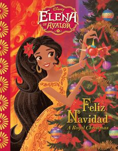 In Feliz Navidad: A Royal Christmas, Elena decides to host one big Navidad celebration, but can she help her subjects see what the holidays are really about?