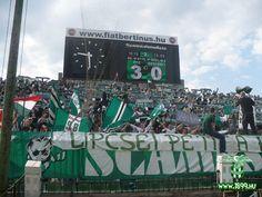 Ferencvaros supporters