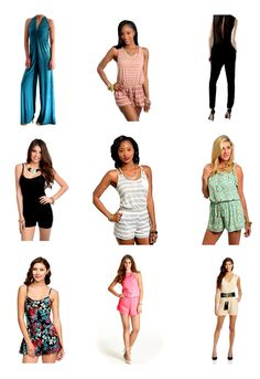 Jumpsuits, Rompers