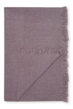 Buy Soft Chenille Knit Mauve Throw from the Next UK online shop