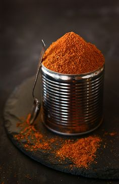 Rasam Powder - A South Indian Spice Blend : Turmeric N Spice Homemade Spices, Homemade Seasonings, Spice Blends, Spice Mixes, Barbacoa, Powder Recipe, Spices And Herbs, Masala Recipe, Seasoning Mixes
