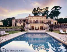 Montecito Mansion. I will have a huge house one day!
