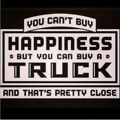 Yes! true if I had a truck I'd probably be happier! Just finding the perfect one is becoming a battle.