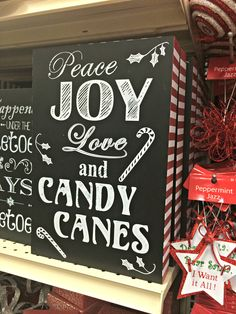 Add art with chalkboard details and festive flair to your wall this Christmas!