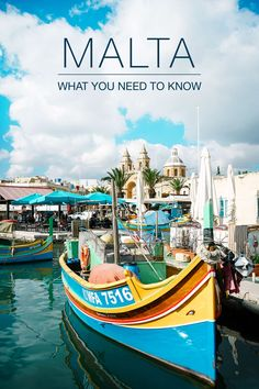 Malta   What You Need to Know