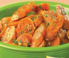 North African Spiced Carrots