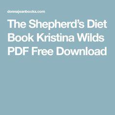 shepherds code diet free