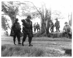 paratroopers from the 101st Airborne on D-Day