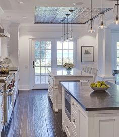 Bright and homey kitchen