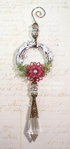 Embellished Dreams: Christmas Ornaments