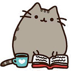 Kawaii Doodles, Cute Kawaii Drawings, Cute Animal Drawings, Pusheen Book, Gato Pusheen, Cat Wallpaper, Kawaii Wallpaper, Wallpaper Iphone Cute, Chat Kawaii