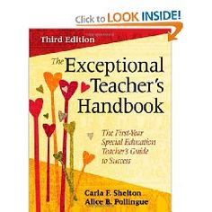 The First-Year Special Education Teacher's Guide to Success