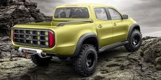 Everything We Think We Know About the Mercedes-Benz Pickup Truck