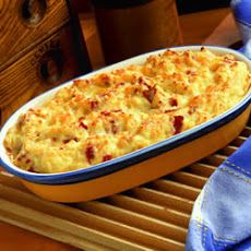 Quick Reuben Casserole- This is a request of my youngest son.  My whole family loves Rueben sandwiches and this is a great twist on a family favorite.  I've replaced the corned beef with leftover turkey and used leftover mashed potatoes after a Thanksgiving meal.