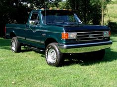 My Dream Truck Short Bed Amp Bench Seat All Black 1989