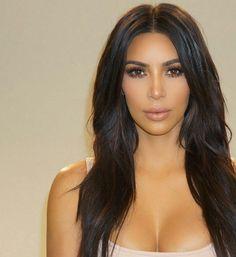 Nude Glam- Kim Kardashian Makeup by Ariel