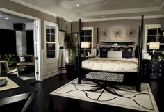 Nice 37 Luxurious Master Bedroom Decor Ideas https://livinking.com/2017/06/07/37-luxurious-master-bedroom-decor-ideas/