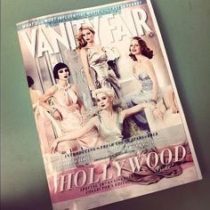 March 2012, The Hollywood Issue